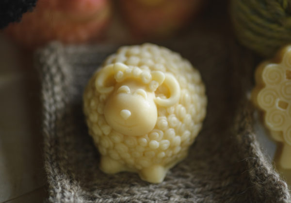 3D Sheep Soap