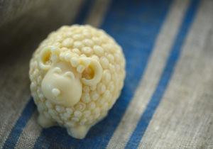 3D Sheep Soap