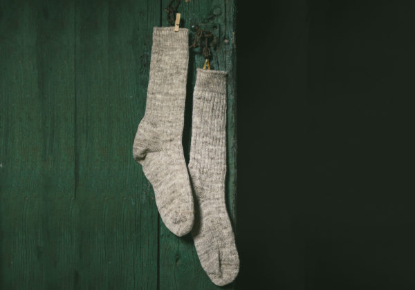 Henny Penny Wool Socks